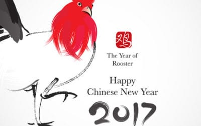 Happy Chinese New Year of the Rooster!